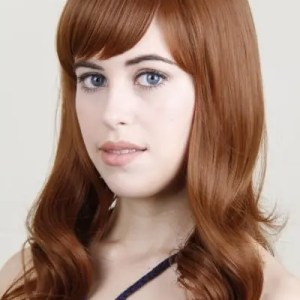 Caroline Wig | Remy Human Hair | Custom Colour | Custom Length