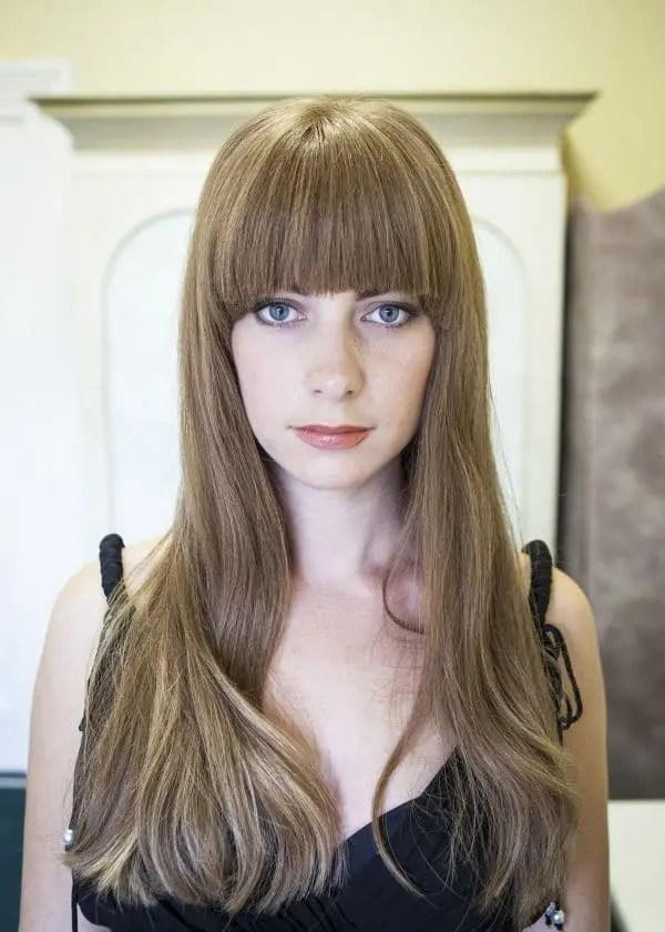 Carla Human Hair Wig