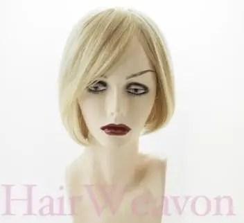 Angela human hair wig
