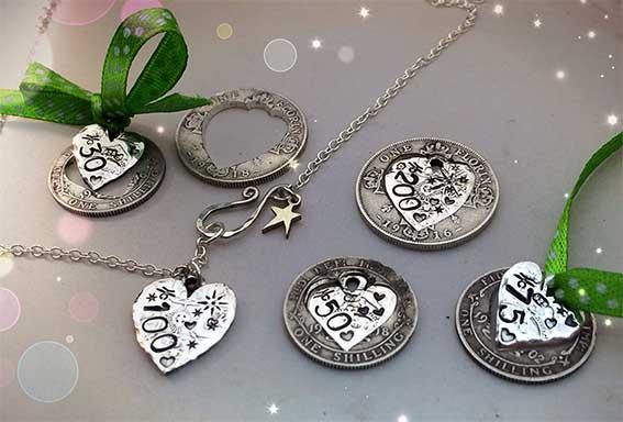 silver gift token