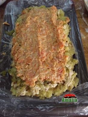 Salata in straturi 5