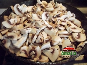 Cotlet de porc cu ciuperci 5