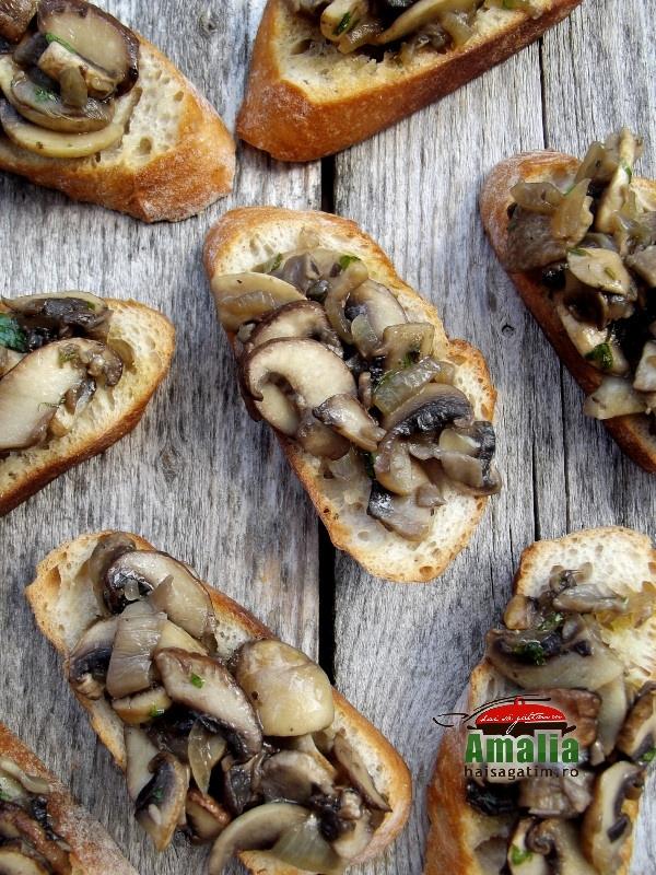 Bruschette-cu-ciuperci-1