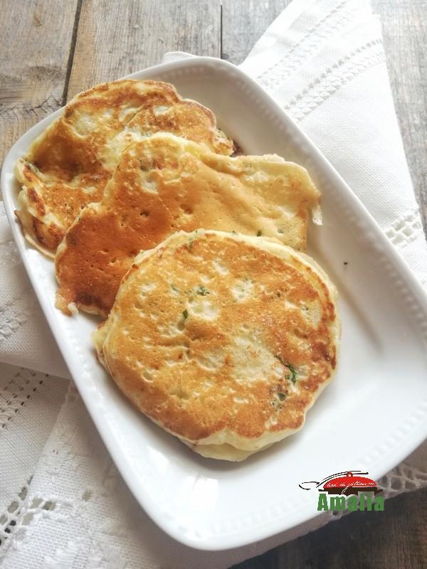 Pancakes sarate