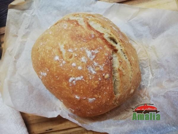 Rețetă pâine fără frământare