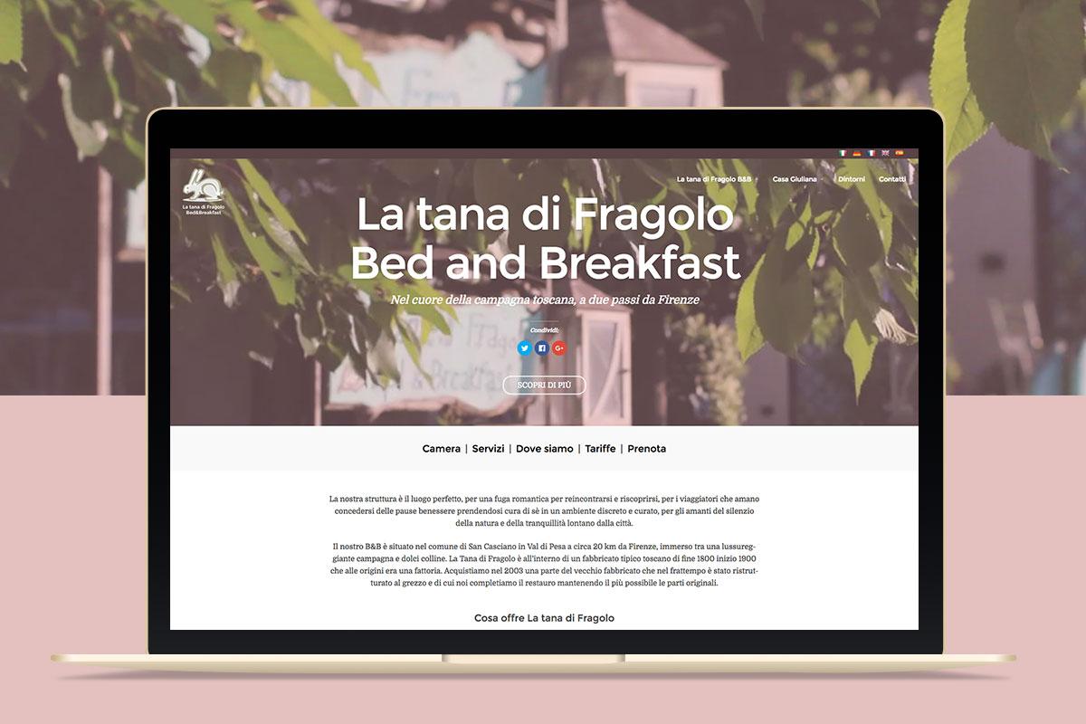 haisek design portfolio la tana di fragolo beb