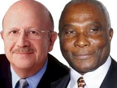 Haïti - Politique : Jacques Edouard Alexis rencontre Carlos Morales Troncoso