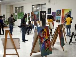 Haïti - Culture : Exposition «Haïti renaît», 12 jeunes peintres talentueux à découvrir