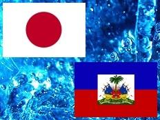 Haïti - Japon : L'Hôpital du Sanatorium à Léogâne aura de l'eau