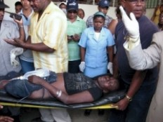 Haïti - Social : 23 haïtiens clandestins grièvement blessés dans un accident
