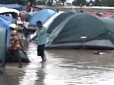Haïti - Tomas : Les secours s'organisent en Haïti