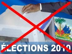 Haïti - Élections : Quatre candidats demandent le report des élections