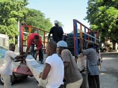 Haïti - France : Aide humanitaire aux réfugiés et aux victimes du choléra