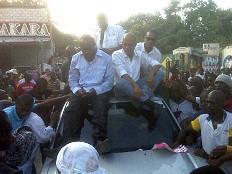 Haïti - Élections : Wyclef appuie Michel Martelly ?