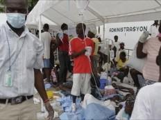Haïti - Épidémie : Les besoins en personnels médical révisés à la hausse