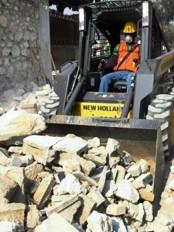 Haïti - Reconstruction : (II) Enlèvement et gestion des décombres - Plan stratégique