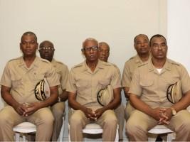 Haïti - Politique : Cérémonie officielle d'installation du Haut État-Major de l'Armée