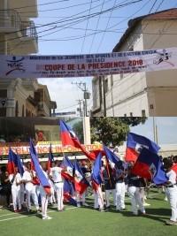 Haïti - Sports : Lancement de la Coupe de la Présidence 2018