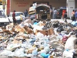 Haïti - Environnement : Près de 3,000 tonnes de déchets par jour menacent la région métropolitaine