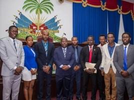 iciHaïti - Politique : Plusieurs textes de loi sur la jeunesse inscrit a l'agenda parlementaire