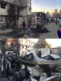 Haïti - FLASH : Violents affrontements à Limbé, plusieurs morts et des maisons incendiées