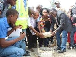 iciHaïti - Croix-des-Bouquets : Une nouvelle place publique et un sous-commissariat de police à Lilavois 48
