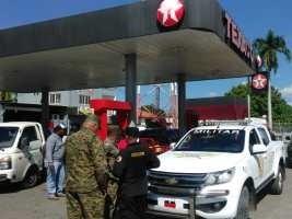 Haïti - Économie : La République Dominicaine militarise ses stations-service à la frontière