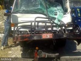 Haïti - Sécurité : 21 accidents et 101 victimes le weekend écoulé