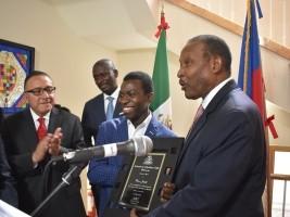Haïti - Mexico : 9 artistes haïtiens et mexicains honorés par l'Ambassade d'Haïti