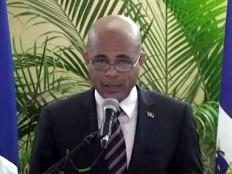 Haïti - Politique : Conférence de presse de Michel Martelly