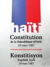Haïti - Politique : Menace de blocage du processus de révision constitutionnelle