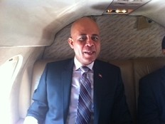 Haïti - Politique : Thèmes de la rencontre entre Martelly et Fernández