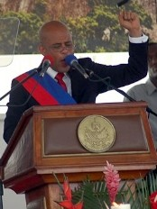 Haïti - Investiture : Moments importants du discours de Michel Martelly
