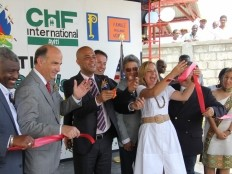 Haïti - Économie : «Ce marché est une oeuvre d'art» dixit Martelly