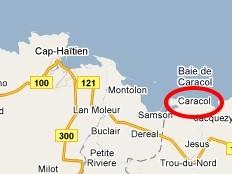 Haïti - Reconstruction : Inauguration de la Mairie de Caracol