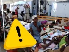 Haïti - Santé : Le point sur le Choléra, Petit-Goâve n'est pas épargné