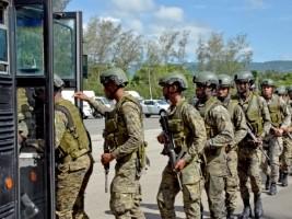 iciHaïti - Covid-19 : La RD envoie 1,200 militaires et de l'équipements en renfort à la frontière