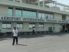 Haïti - Insécurité : Incident à l'Aéroport international Toussaint Louverture