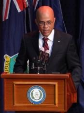 Haïti - Politique : Martelly partage son rêve d'Haïti, au sommet de la CARICOM