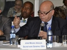 Haïti - Reconstruction : Insulza prône un grand accord national