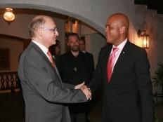 Haïti - Politique : Martelly ira en Argentine le 12 août