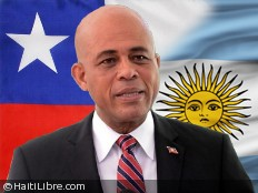 Haïti - Politique : Martelly en Amérique Latine, toujours pas de Premier Ministre