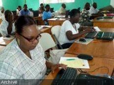 Haïti - Formation : 500 instituteurs au premier regroupement de l'IFADEM