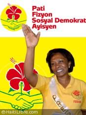Haïti - Politique : La Sénatrice Edmonde Supplice Beauzile nouvelle Présidente de Fusion