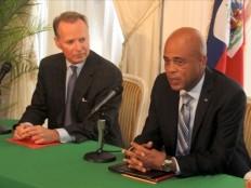 Haïti - Politique : Une délégation du Congrès américain à Port-au-Prince