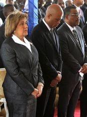 Haïti - Politique : «Dessalines n'est pas mort pour un grand merci» (Extraits du discours)