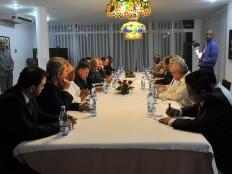 Haïti - Politique : Martelly et Lamothe ont rencontré 17 ambassadeurs
