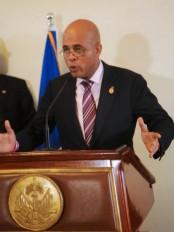 Haïti - Politique : Martelly est convaincu et fait des annonces