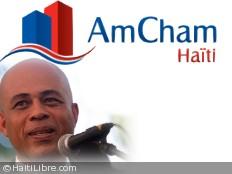 Haïti - Économie : «Ayez confiance en Haïti, vous ne le regretterez pas» affirme le Président Martelly