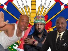 Haïti - Élections : 3 Nouveaux candidats, 1 maire et 2 chanteurs
